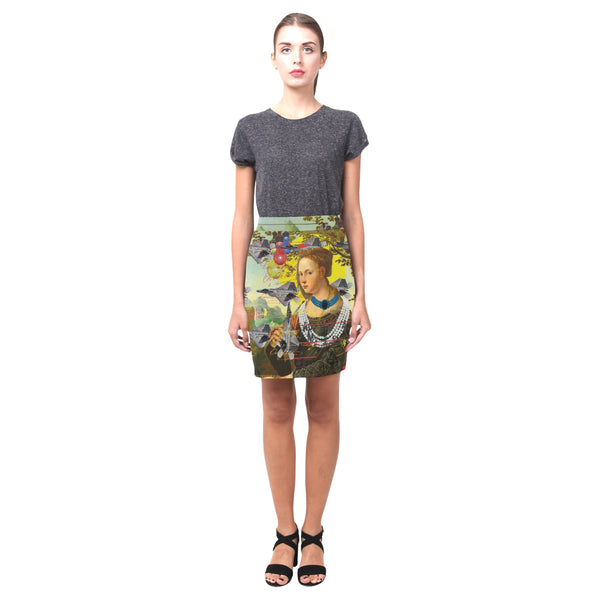 THE PLANE TECHNICIAN / UNPAINTER Skirt