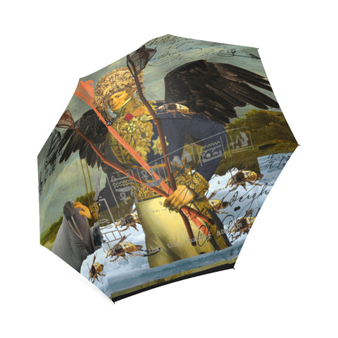 THE YOUNG KING ALT. 2 II Foldable Umbrella