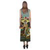 ANIMAL MIX - THE HOLY EMPEROR AGAIN III Sleeveless Dress