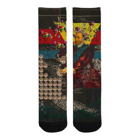 THE HEDGEHOG SOUP UPPER III IV Socks