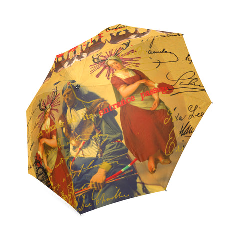 THE OLD PHOTO I Foldable Umbrella