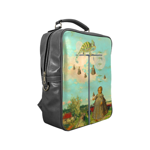 DANDELIONS Square Backpack