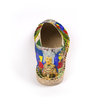 THE WHITE FEATHER HEADDRESS Unisex All Over Print Espadrilles