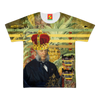 THE FOUR CROWNS Men's All Over Print Tee