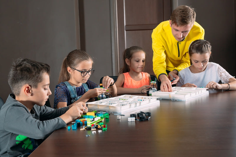 Educational Building Block Sets