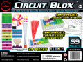Circuit Blox™ 59 project Student Set - E-Blox® Circuit Board Building Blocks Toys