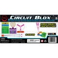 Circuit Blox™ 4 project Student Set - E-Blox® Circuit Board Building Blocks Toys