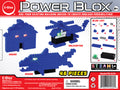 Power Blox™ Builds Basic Set - E-Blox® - LED Light-Up Building Blocks for Kids