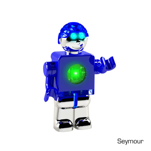 LUMEN®- Seymour - Illuminated Mini Figure