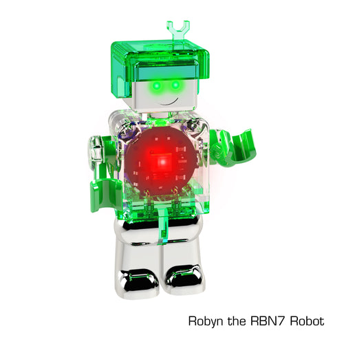 LUMEN®- Robyn- Illuminated Mini Figure