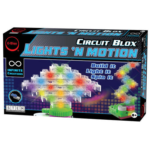 Circuit Blox™ Lights 'n Motion- E-Blox®