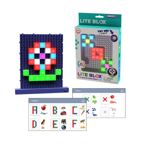 Lite Blox Student Set - E-Blox® Building Blocks Educational Sets