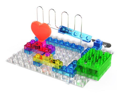 Circuit Blox™ 72 - E-Blox® Circuit Board Building Blocks Toys