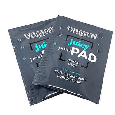 NEW! JUICY Prep-Pads pack of 20