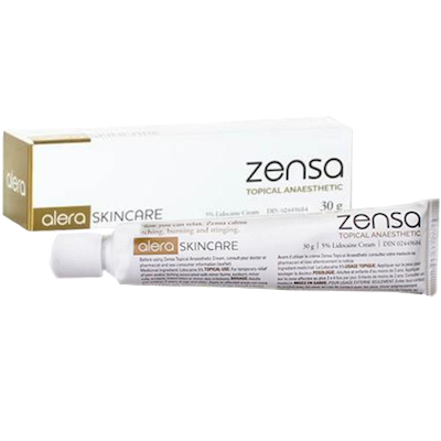 Zensa pre-procedure Cream 30g