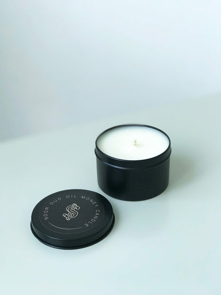 Money Candle - Travel Tin