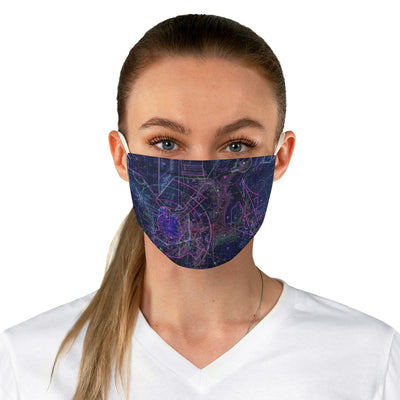 Make Your Own Airspace Fabric Face Mask