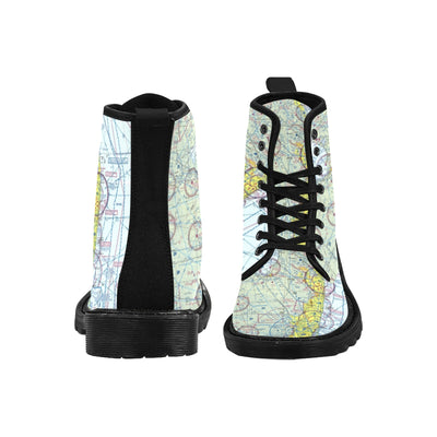 Make Your Own Women's Martin Style Airspace Boots - RadarContact