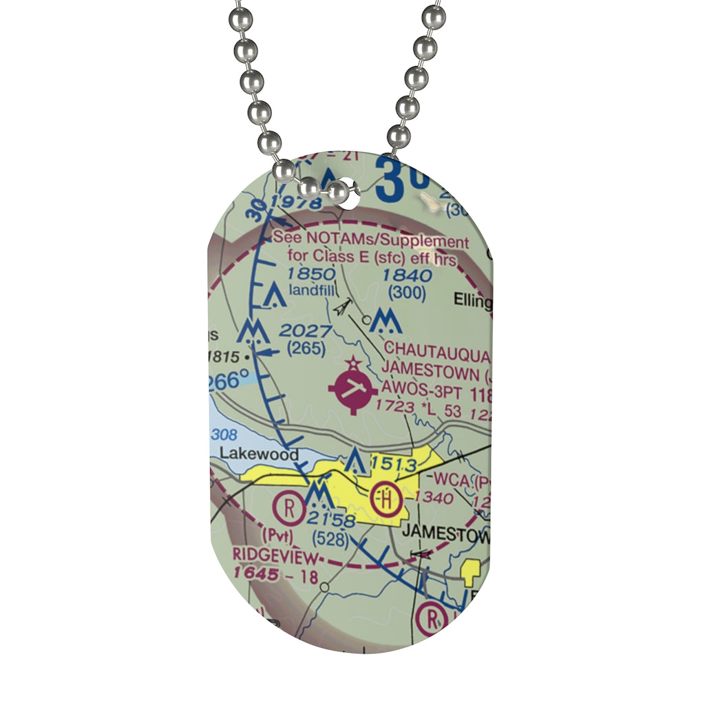 Make Your Own Airspace Dog Tag