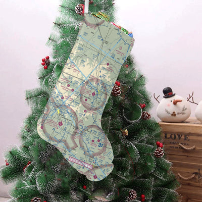 Make Your Own Airspace Christmas Stocking