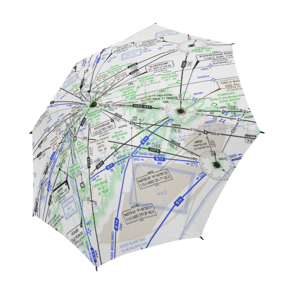Make Your Own Airspace Umbrella