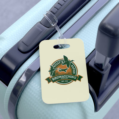 Sully Safari Luggage Tag