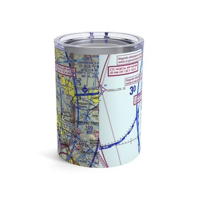 San Francisco Stainless Tumbler 10oz SFO - RadarContact