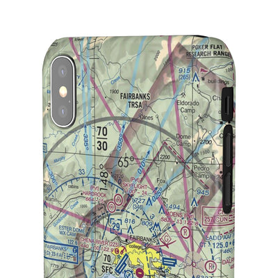 Fairbanks Sectional iPhone Snap Cases