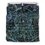 Atlanta Sectional Bedding Set (Inverted) - RadarContact - ATC Memes