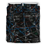 Atlanta Low Altitude Bedding Set (Inverted) - RadarContact - ATC Memes