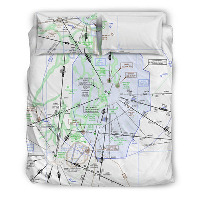 Seattle Low Altitude Bedding Set