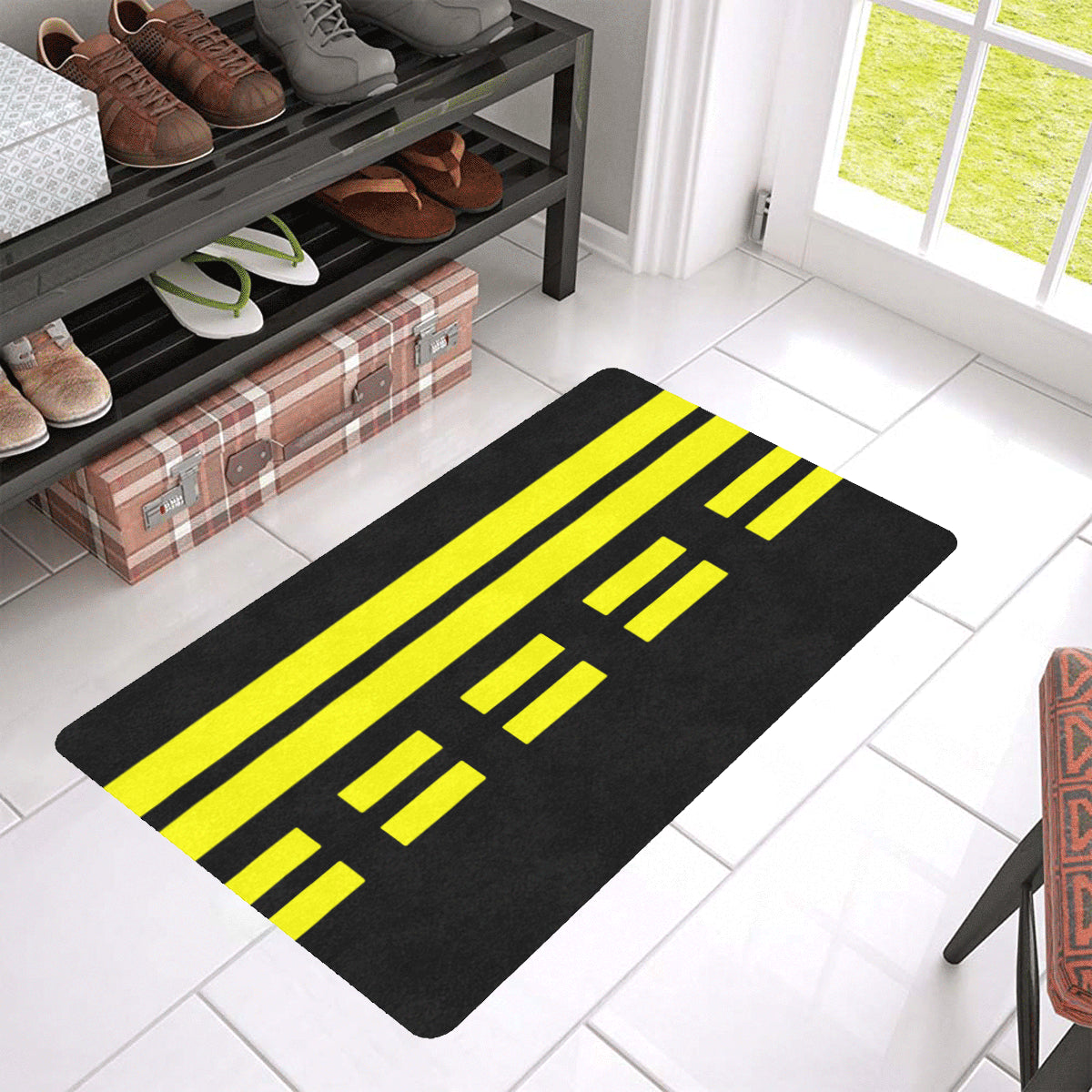 Hold Short Doormat