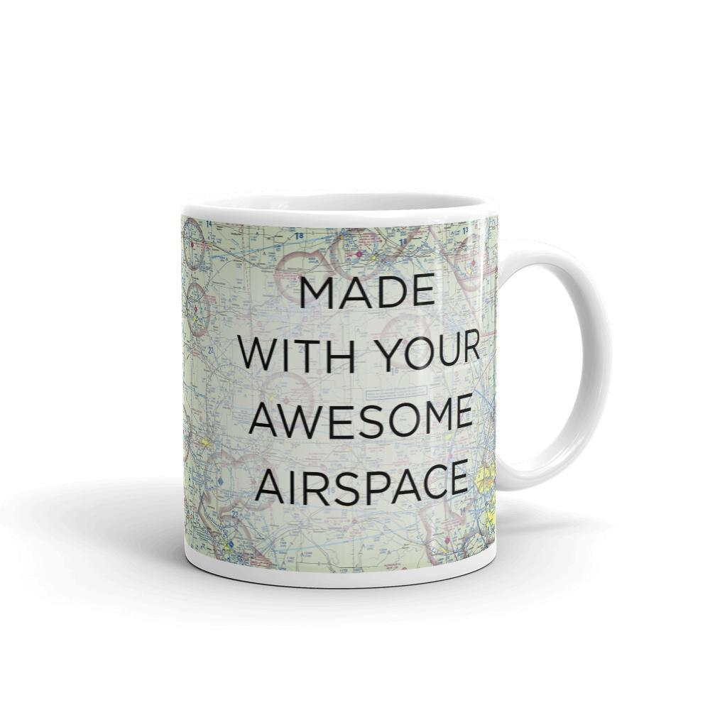Make Your Own Airspace Mug