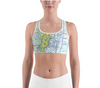 Make Your Own Airspace Sports Bra
