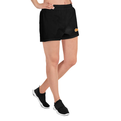 Control Freq Women's Athletic Short Shorts - RadarContact