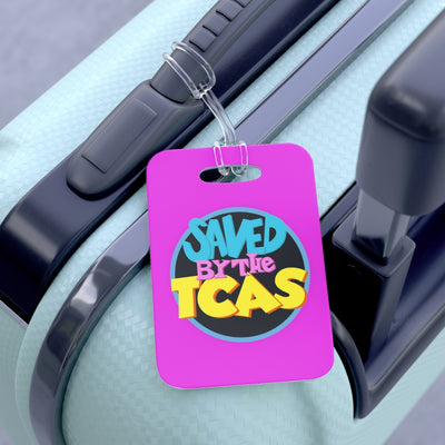 Saved by the TCAS Luggage Tag
