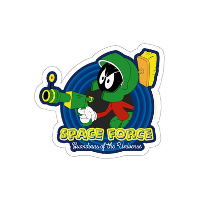 Space Force Marvin Sticker