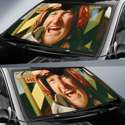 Russell Casse Auto Sun Shade