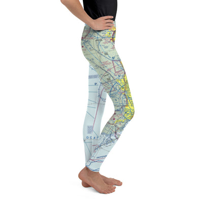 Make Your Own Airspace Kid's Leggings