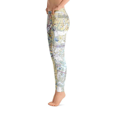 Anchorage Sectional Leggings - RadarContact - ATC Memes