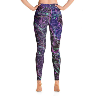 Tampa Sectional Yoga Leggings (Inverted)