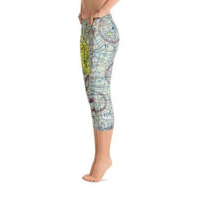 Charlotte Sectional Capri Leggings - RadarContact