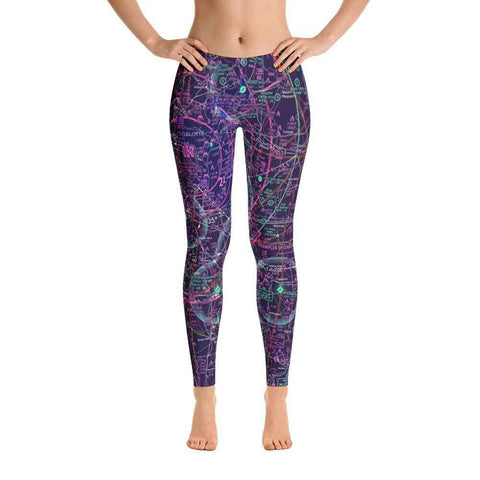 Charlotte Sectional Leggings (Inverted) - RadarContact - ATC Memes