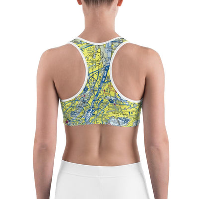 New York Sectional Sports Bra