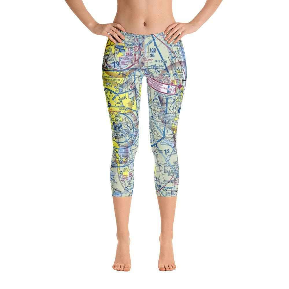 Orlando Sectional Capri Leggings