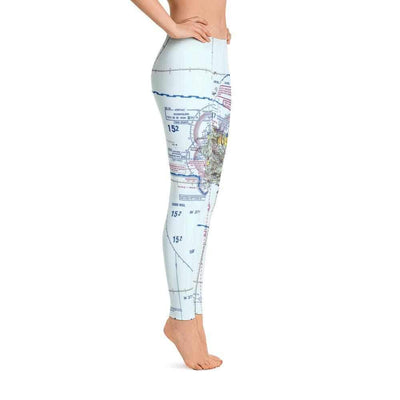 Puerto Rico Sectional Leggings - RadarContact