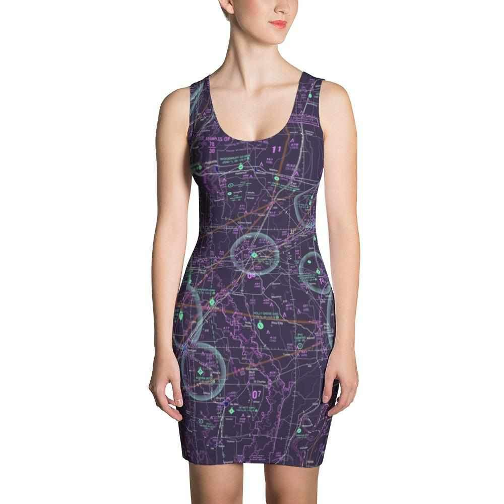 Memphis Sectional Dress (Inverted) - RadarContact