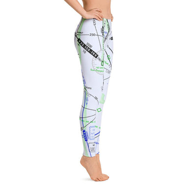 San Francisco Low Altitude Leggings