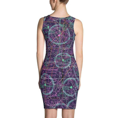 Charlotte Sectional Dress (Inverted) - RadarContact - ATC Memes