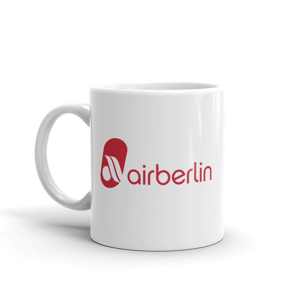 Retro Air Berlin Mug - RadarContact